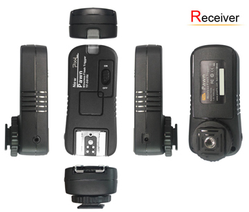 PIXEL TF-361RX CANON WIRELESS FLASH TRIGGER RECEIVER
