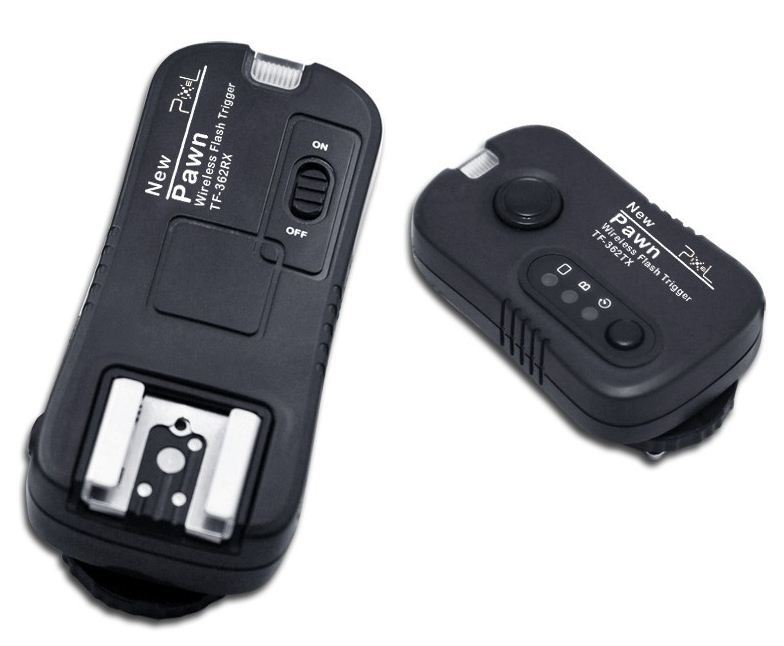 PIXEL TF-362 NIKON WIRELESS FLASH TRIGGER