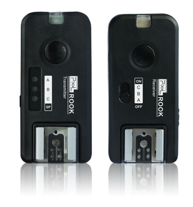 PIXEL ROOK PF-508 WIRELESS FLASH TRIGGER CANON