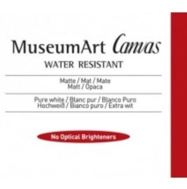 CANSON MUSEUM CANVAS WATER RES MATE 400gr A4 - 10F