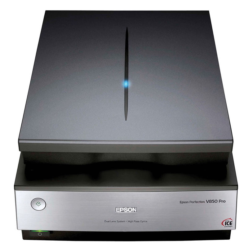 EPSON SCANNER V850 PRO PERFECTION