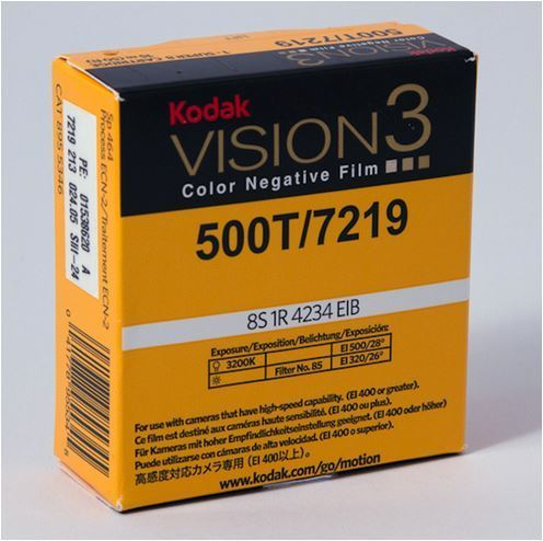 KODAK VISION3 500T SUPER 8 COLOR