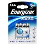 ENERGIZER PILHA 1,5V AAA LITHIUM