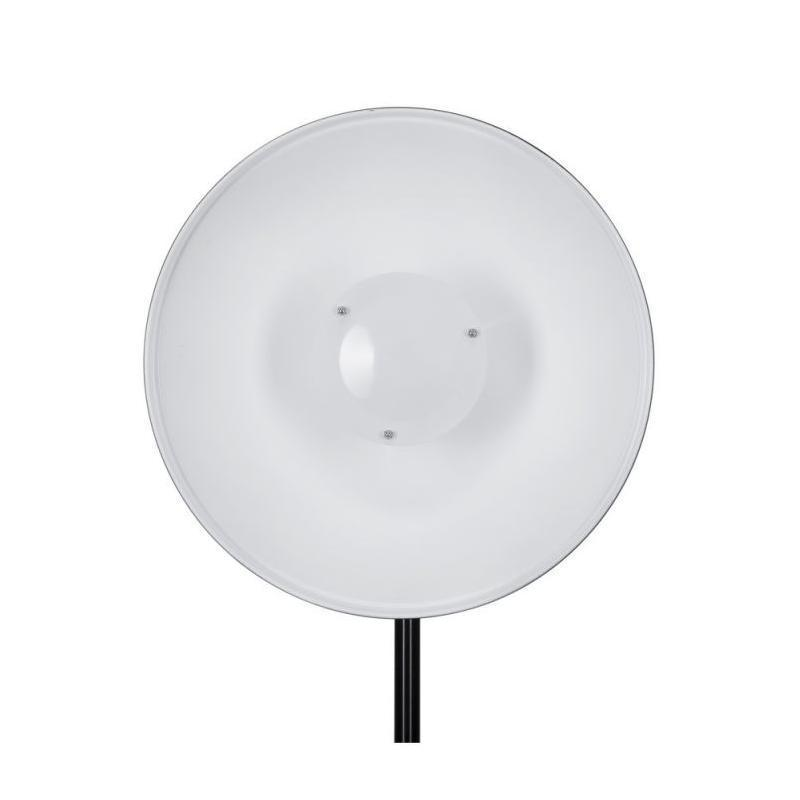 QUADRALITE BEAUTY DISH 42 CM WHITE