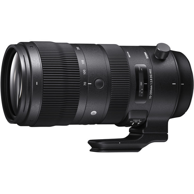 SIGMA 70-200MM F2.8 DG OS HSM SPORTS CANON