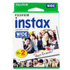 FUJI INSTAX WIDE 2x10 PACK