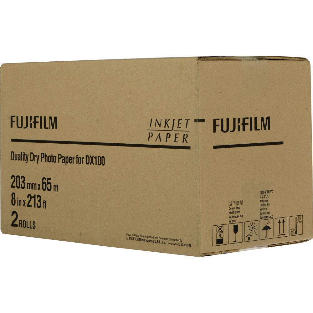 FUJI FRONTIER-S PAPEL LUSTRE 203MMX65M