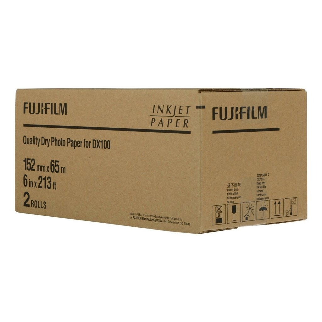 FUJI FRONTIER-S PAPEL LUSTRE 152MMX65M