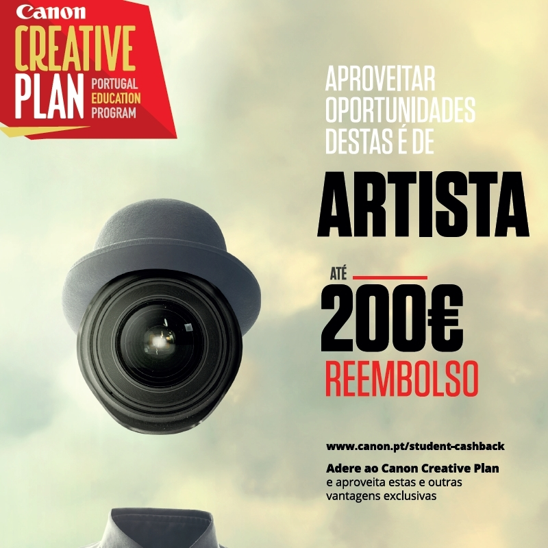 CANON CREATIVE PLAN